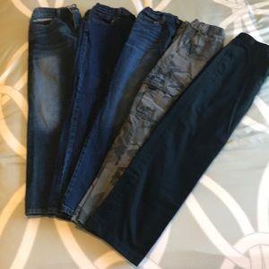 Boy's Youth Sz 12 Jeans, Cargo & Dress Slacks